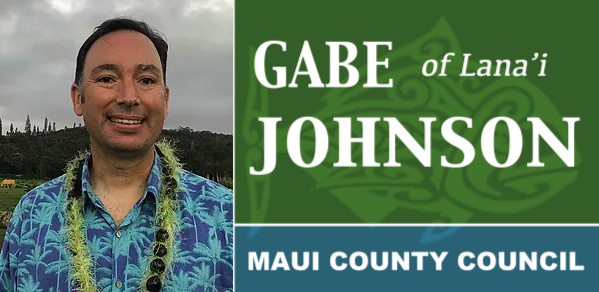 Gabe Johnson for County Council