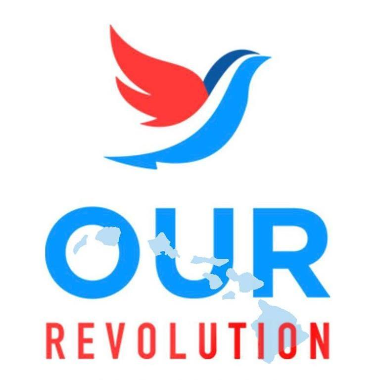 Gabe Johnson endorsed by Our Revolution