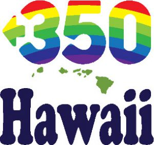 Gabe enddorsed by 350 Hawaii